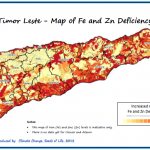 Maps of Timor Leste