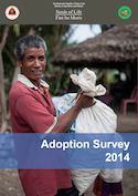Adoption survey 2014